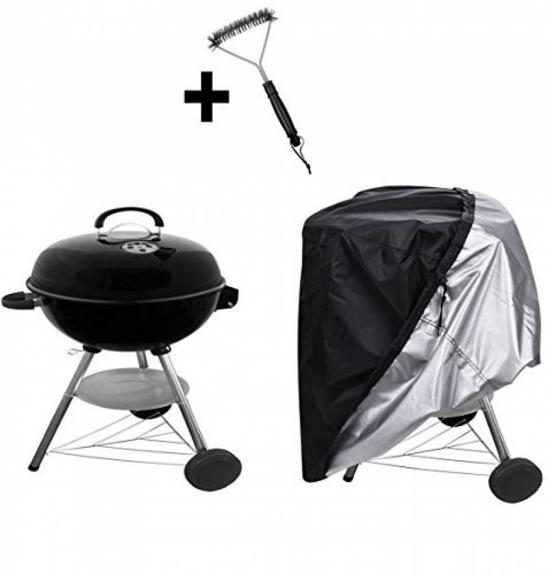 77*77*58cm Housse pour barbecue, Housse barbecue, Housse barbecue gaz, Bache barbecue une brosse de grille en acier inoxydable de la marque TEPSMIGO TOP 5 image 0 produit