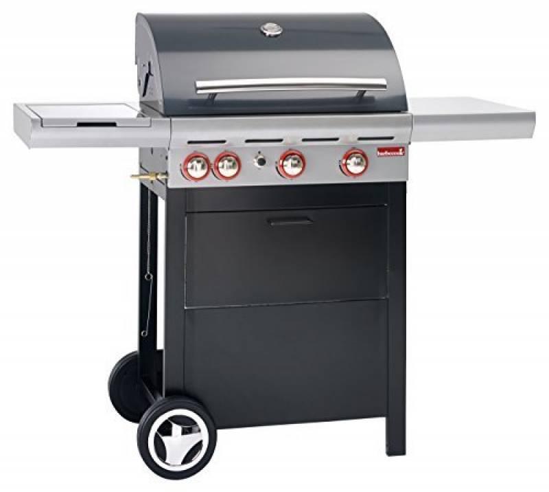 Barbecook Spring 350 Barbecue à Gaz Noir 133 x 57 x 115 cm de la marque Barbecook TOP 1 image 0 produit