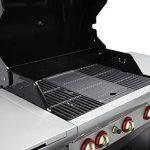 Barbecook Spring 350 Barbecue à Gaz Noir 133 x 57 x 115 cm de la marque Barbecook TOP 1 image 2 produit