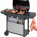 Campingaz Class 2 LX Vario Barbecue à Gaz Acier Gris/Noir de la marque Campingaz TOP 4 image 1 produit