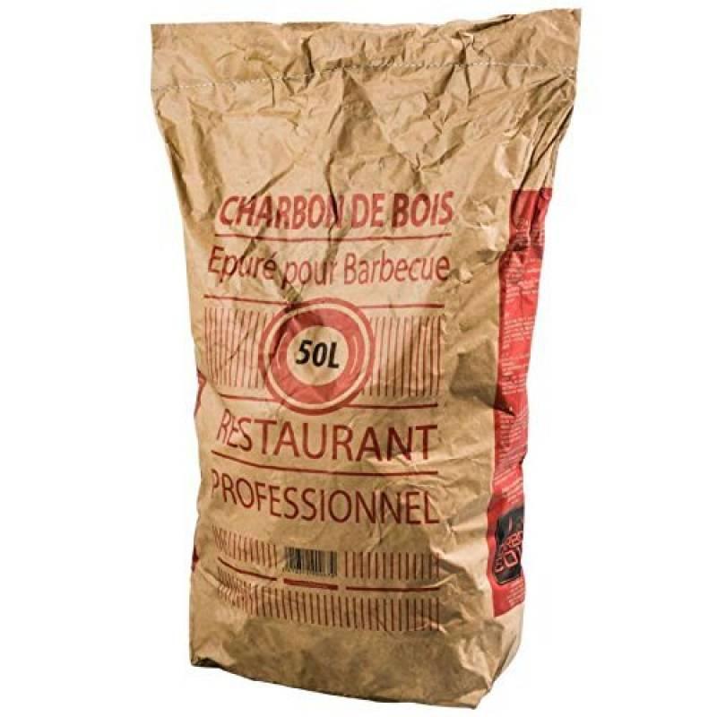 Charbon de bois qualité restaurant 50l de la marque Carbobois TOP 1 image 0 produit