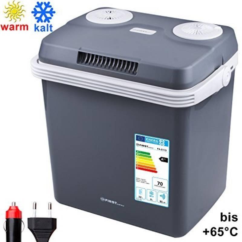 Glacière 32 litres électrique | pour maintenir au chaud ou refroidir | Glacière thermoélectrique 12 Volt et 230 Volt | Mini-réfrigérateur | Glacière électrique TOP 12 image 0 produit
