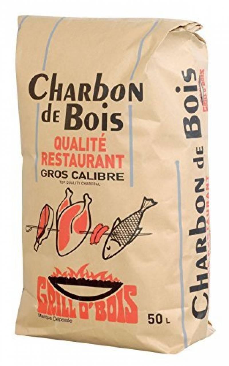 Grill O'Bois 571 Charbon de bois qualité restaurant 50 L de la marque Grill O'Bois TOP 7 image 0 produit