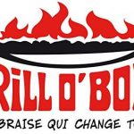 Grill O'Bois 571 Charbon de bois qualité restaurant 50 L de la marque Grill O'Bois TOP 7 image 1 produit