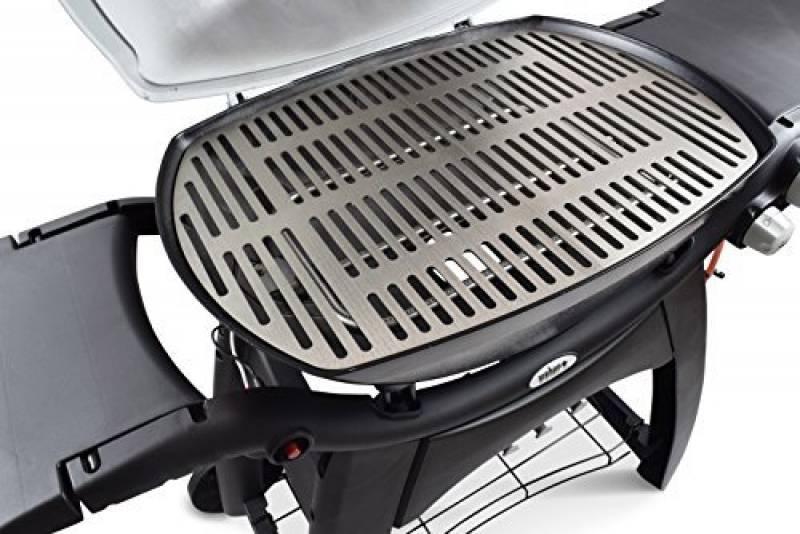 Grille de grillage en acier inoxydable / grille de remplacement adaptée à toutes les grilles des séries Weber Q300 et Q3000 de la marque Grillrost.com TOP 1 image 0 produit