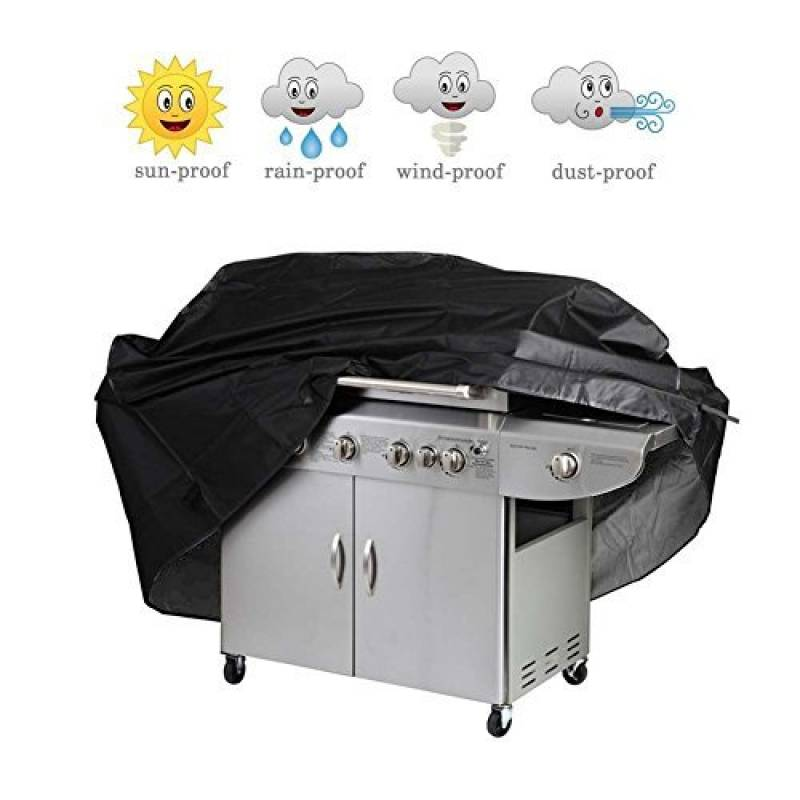 Housses pour Barbecue Bâche de Protection YouFu Housse Barbecue Campingaz Anti-poussière Anti-UV Anti-Pluie, 170*61*117 cm de la marque YouFu TOP 1 image 0 produit