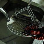 "HUKOER 18"" 3 en 1Brosse à Barbecue - Pinceaux pour BBQ Barbecue - Grill barbecue - Acier inoxydable cuisine nettoyage Brosse- Long Manche - Brosse pour - Meille TOP 3 image 1 produit"