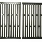 Music City Metals 58682 Set grilles de cuisson en acier émaillé (2 pièces) pour les grills à gaz de la marque Weber - Noir de la marque Music City Metals TOP 9 image 0 produit