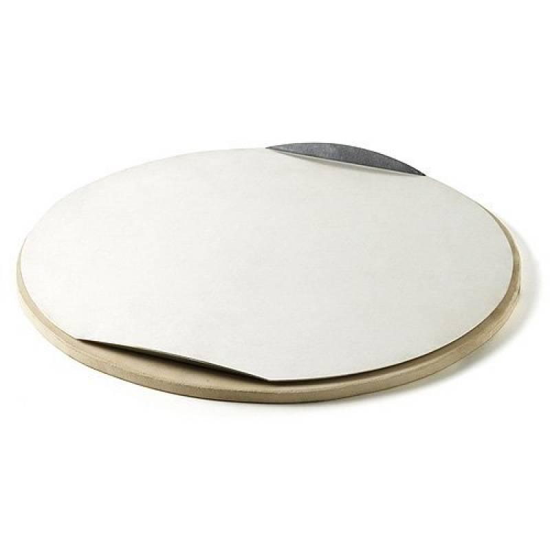 Pierre à pizza ronde Weber - Pour barbecue à charbon de la marque Weber TOP 4 image 0 produit