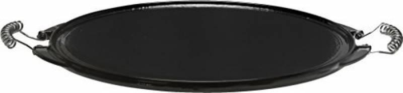 Plancha double face fonte émaillée ronde diamètre 25cm - Vaello de la marque VAELLO CAMPOS TOP 5 image 0 produit