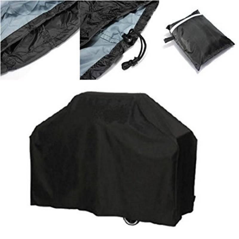 Seakin Housse Bâche de Protection Couverture Etanche de Barbecue Anti-UV / Anti-l'humidité pour Jardin Barbecue Extérieur (S - 145x61x117cm) de la marque Se TOP 2 image 0 produit