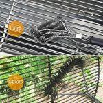 Topop Brosse barbecue. Poils en acier inoxydable, Taille de 45cm idéal pour les barbecues de la marque Topop TOP 1 image 3 produit