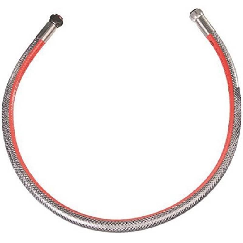 Tuyau gaz butane et propane - flexible - inox - 1 m de la marque Eurogaz TOP 3 image 0 produit