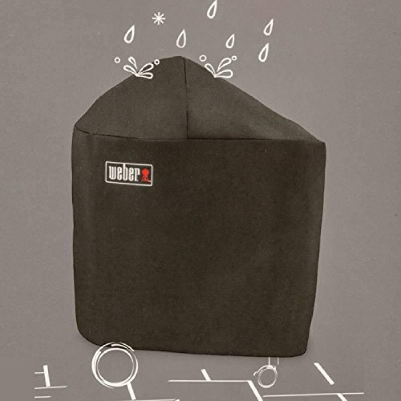 Weber 7145 Housse pour Barbecue Noir de la marque Weber TOP 1 image 0 produit