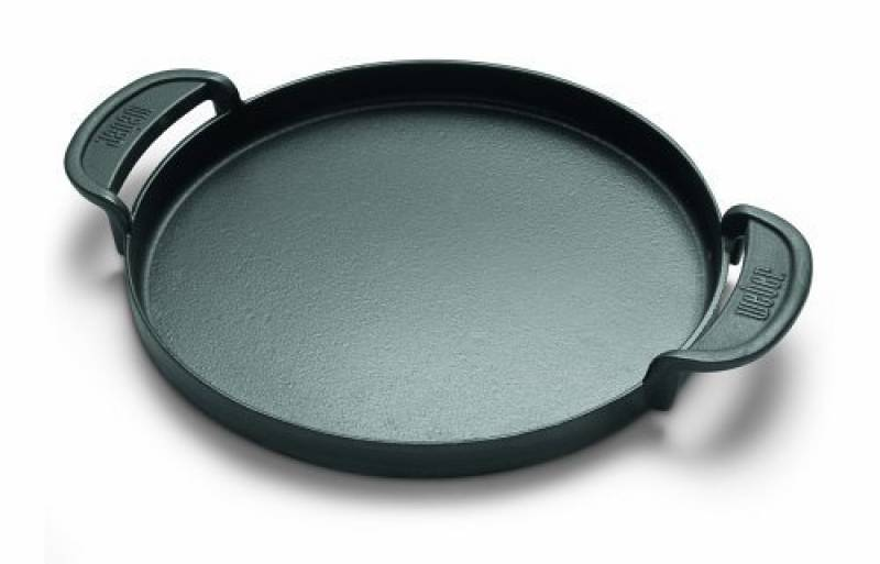 Weber 7421 Gourmet Plancha Adaptable sur Grille de Cuisson 57 cm de la marque Weber TOP 8 image 0 produit