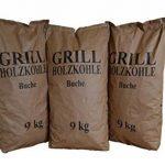 27kg Barbecue charbon de bois charbon de bois (Hêtre) de la marque Krok Wood TOP 1 image 0 produit