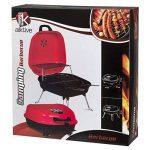 Aktive–Barbecue de 4pieds avec couvercle 41 x 41 x 32 cm multicolore de la marque Aktive TOP 11 image 2 produit