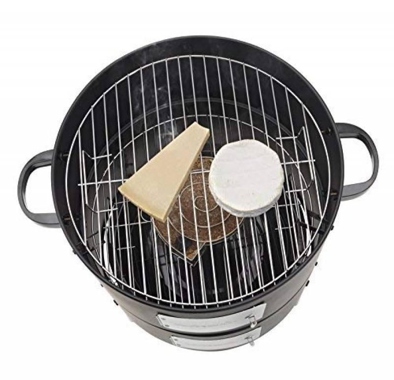 Barbecook Set Générateur de Fumée Froide Argent de la marque Barbecook TOP 5 image 0 produit