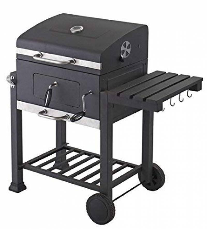 """Barbecue boule Barbecue au charbon de bois Barbecue sur pied Barbecue BBQ Smoker Charbon de bois Barbecue au charbon de bois """"TOP GLUT"""" 2007 de la marque TIGGO TOP 8 image 0 produit"""