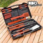 BBQ Master Tools Mallette à outils pour barbecue, noir, (18pièces) de la marque BBQ Master TOP 1 image 0 produit