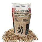 Goldspan Copeaux/sciure de hêtre pour fumoir 15kg Grain 3-10mm de la marque A&G TOP 6 image 2 produit