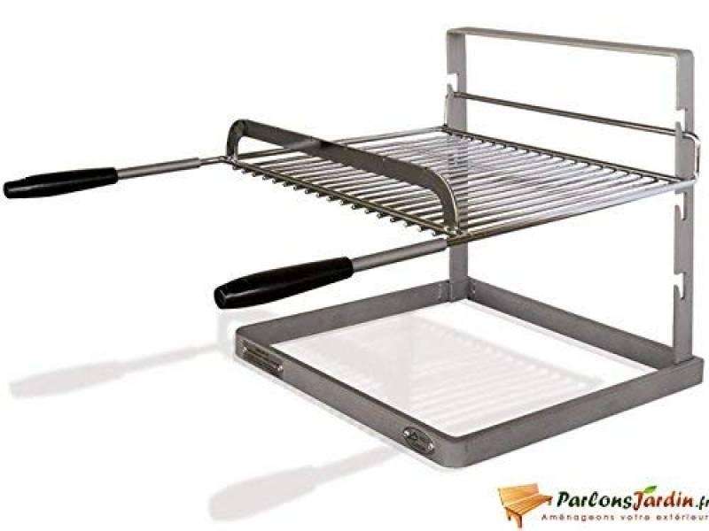 Grille et support pour cheminée ou barbecue de la marque Delta TOP 6 image 0 produit