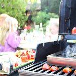 Iceberk Fumoir barbecue en inox – Donne à vos viandes et poissons une saveur fumée traditionnelle de la marque Amazy TOP 6 image 2 produit