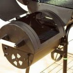 Nexos Trading Smoker Barbecue au charbon de bois Barbecue cheminée XL 32kg de la marque Nexos TOP 5 image 2 produit