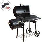 Nexos Trading Smoker Barbecue au charbon de bois Barbecue cheminée XL 32kg de la marque Nexos TOP 7 image 0 produit