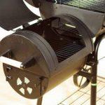 Nexos Trading Smoker Barbecue au charbon de bois Barbecue cheminée XL 32kg de la marque Nexos TOP 7 image 2 produit