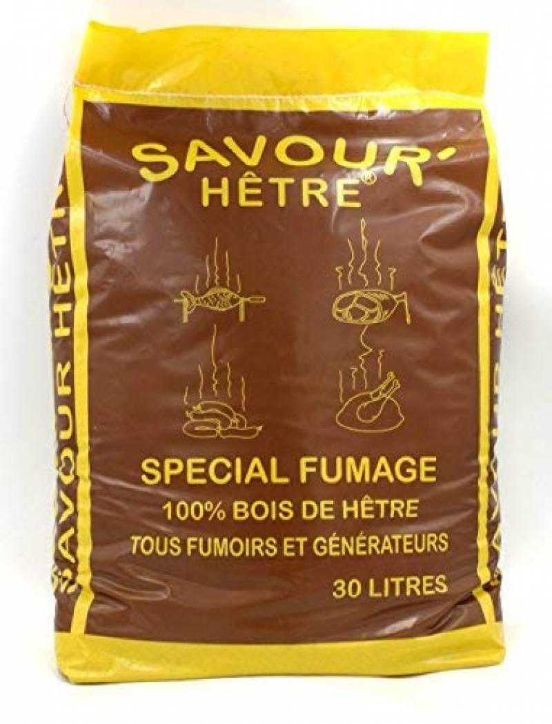 Savour'Hêtre 7kg sciure de hêtre professionnelle pour fumage de la marque Savour'Hêtre TOP 6 image 0 produit