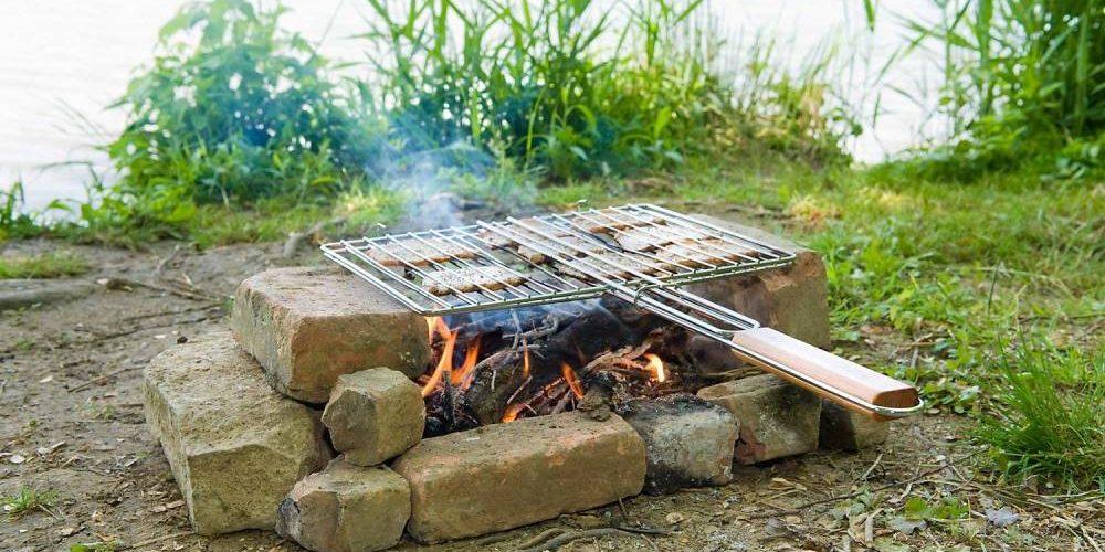 Sorties en famille, misez sur une grande grille de barbecue principale