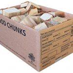 Tronçons de bois de pommier fumé pour barbecue de la marque Grilling Wood TOP 2 image 0 produit
