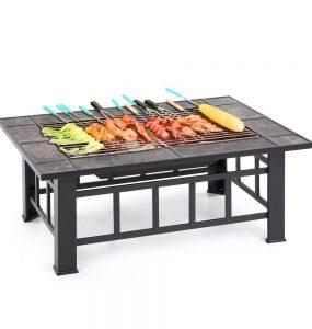 Acheter un barbecue rectangulaire au meilleur prix principale