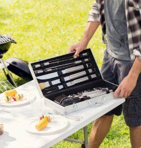 Comparatif des meilleurs mallettes de barbecue principale