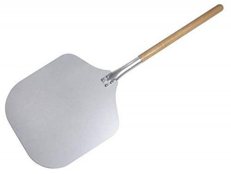 Contacto - Pelle à pizza avec manche en bois - aluminium - longueur du manche 43 cm - 35 x 30,5 cm de la marque Contacto Bander TOP 8 image 0 produit