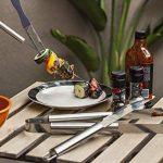 Electrolux ustensile cuisson barbecue inox qualité ensemble + coffret présentation luxe de la marque Electrolux TOP 6 image 1 produit