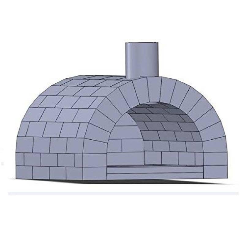 Four à pizza–Kit de montage de la marque GTW TOP 6 image 0 produit
