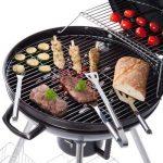 Ultranatura Set de 3 couverts à barbecue en acier inoxydable dans sa valise en alu de la marque Ultranatura TOP 3 image 3 produit