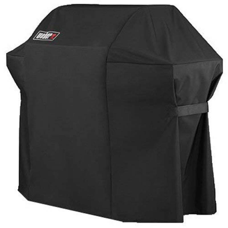 WEBER-STEPHEN PRODUCTS Genesis 300 Grill Cover, Black Polyester de la marque Weber TOP 13 image 0 produit